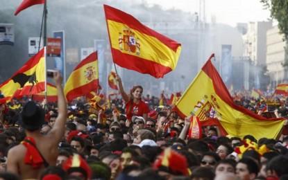 """España y Catalanes asegura que """"todo está listo"""" para celebrar el Día de la Constitución, mañana en Barcelona"""