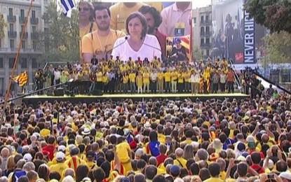 """Forcadell a Artur Mas: """"presidente convoque elecciones, queremos un nuevo parlamento en primavera 2015"""""""