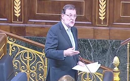 """Rajoy asegura que permitió el 9N y actuó con """"proporcionalidad"""" sino, """"hubiera ocurrido otra cosa muy distinta"""""""