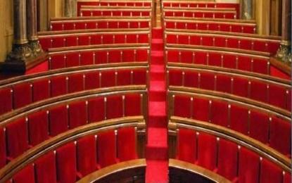 """""""30% de los políticos catalanes no dispone de ninguna licenciatura o diplomatura"""", según un estudio de Convivencia Cívica Catalana"""