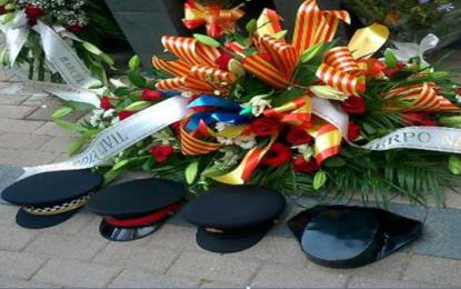 Amigos y colectivos convocan un acto en homenaje a Fuerzas y Cuerpos de Seguridad fallecidos en acto de servicio