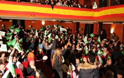 Vox ha celebrado su primer Aniversario con un acto multitudinario presentando un programa político para España