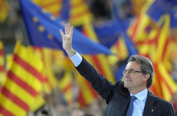 """Artur Mas propone """"excluir del registro de Partidos"""" a formaciones políticas """"totalitarias"""" en España"""