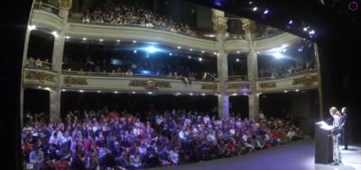 Discurso de Pablo Iglesias al Mitin Debate Estado de la  Nación en réplica a las mentiras de Rajoy, - copia