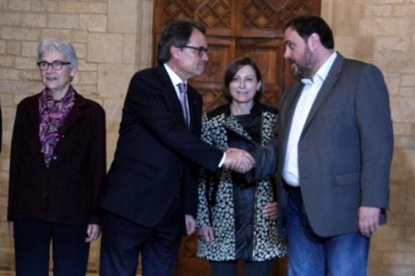 """Duro golpe del (CGE) catalán a las Estructuras de Estado separatista: """"son inconstitucionales"""""""