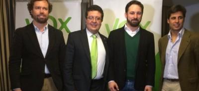 El diestro, Francisco Rivera Ordóñez, defiende la custodia compartida y agradece VOX, su esperanza - copia