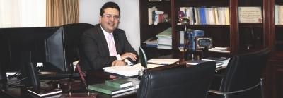 El juez de familia Francisco Serrano, cabeza de lista de VOX por Sevilla