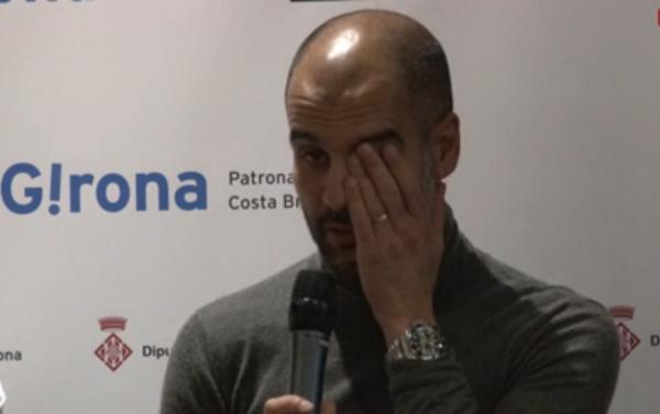 """El nuevo Embajador Turístico separatista, Guardiola, se ha estrenado en Gerona, """"la joya de la Corona de Cataluña"""""""