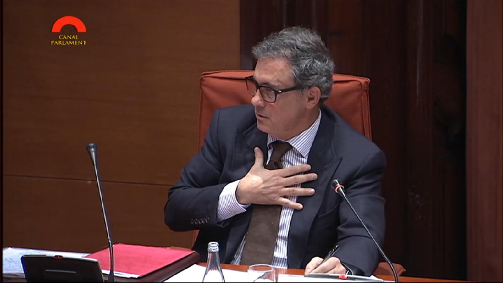 """Hijo de Pujol: """"Artur Mas nunca me ha dejado solo, es muy amigo mío"""" siempre ha estado allí"""