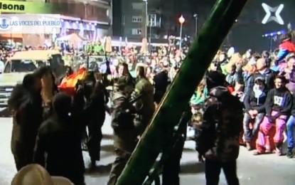 """Separatistas catalanes califican al Ejército Español de """"Ejercito terrorista, yihadista, de malos"""", al carnaval de Solsona"""