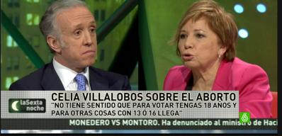 """Villalobos niega que haya una """"guerra"""" en el PP tras la denuncia de Aznar"""