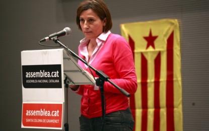 """Forcadell se burla de la estrategia de """"Rajoy"""" sobre el 27-S, """"Sí, SÍ también dijo que el 9-N nadie iría a votar"""""""