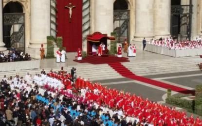 Homilía del Papa Francisco en la Misa de Domingo de Ramos 2015, texto completo de las palabras del Papa