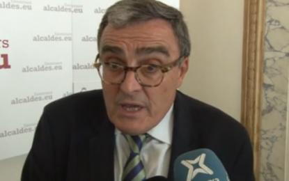 """Ángel Ros defiende a ANC y pide """"cordura"""" para evitar la """"radicalización"""" de la vida política en Cataluña"""
