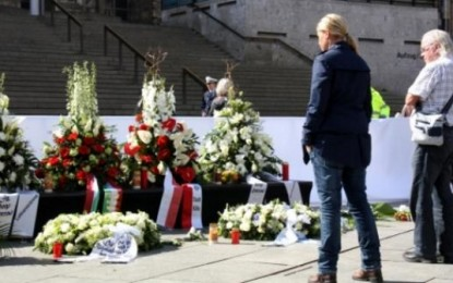 Último adiós a las 150 víctimas de Germanwings en la catedral de Colonia