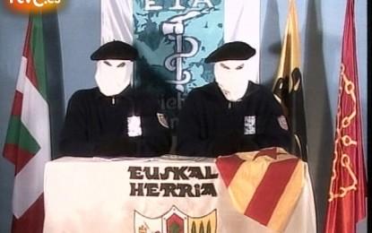 """Asesinos de ETA-EPPK advierten que """"la independencia es una reivindicación de plena actualidad"""", comunicado completo de ETA 05.04.2015"""