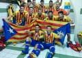 Expulsada la selección separatista antiespañola de Cataluña por agitación de ideas racistas contra España