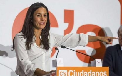 Agenda electoral de Ciudadanos a la Alcaldía de Madrid, Begoña Villacís, y a la Comunidad de Madrid, Ignacio Aguado