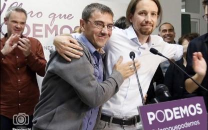 """Pablo Iglesias y Podemos se despiden del ideólogo de Podemos, """"algo enormemente doloroso para"""""""