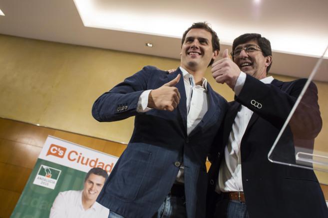 """Ciudadanos dice """"¡Gracias  A Tu Voto¡"""", C's logra cambiar muchas cosas en poco tiempo: """"Andalucía"""""""