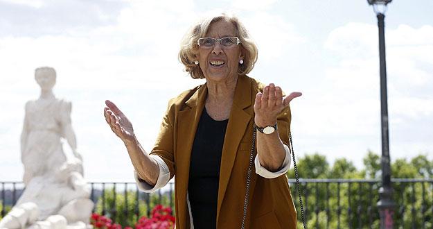 Ahora Madrid y PSOE cierran el acuerdo para que Manuela Carmena sea alcaldesa de la capital