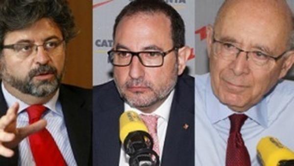 Sector ultraseparatista de UDC muy indignado manifiesta su rechazo a la pregunta interna sobre el proceso separatista