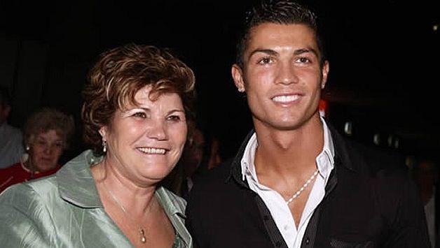 Detenida, Dolores Aveiro, la madre de Cristiano Ronaldo con un total 55.000 euros Barajas