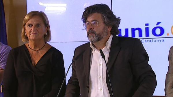Antoni Castella y Nuria de Gispert