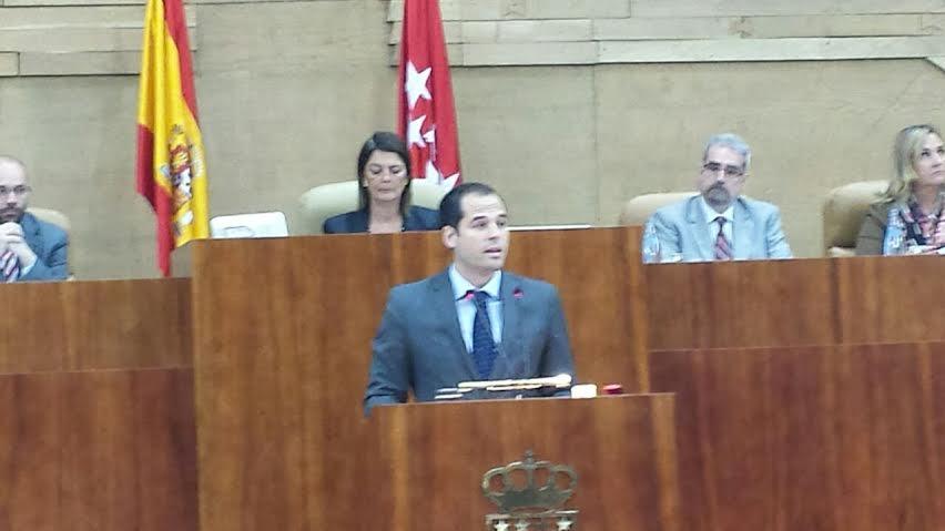 C's Madrid y Andalucía exigirá, desde la oposición, reformas porque C's no «es socio del PP y PSOE»