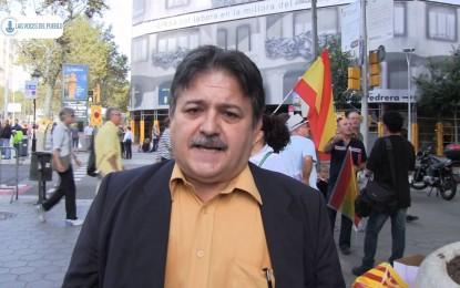 Eduardo García González: «Sin concesiones y sin contemplaciones ¡Abajo el separatismo!»