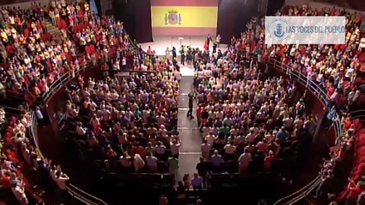 España está cambiando, El PSOE vuelva al centro y elige a un patriota con bandera de la Patria de todos (8).Movie_Instantánea
