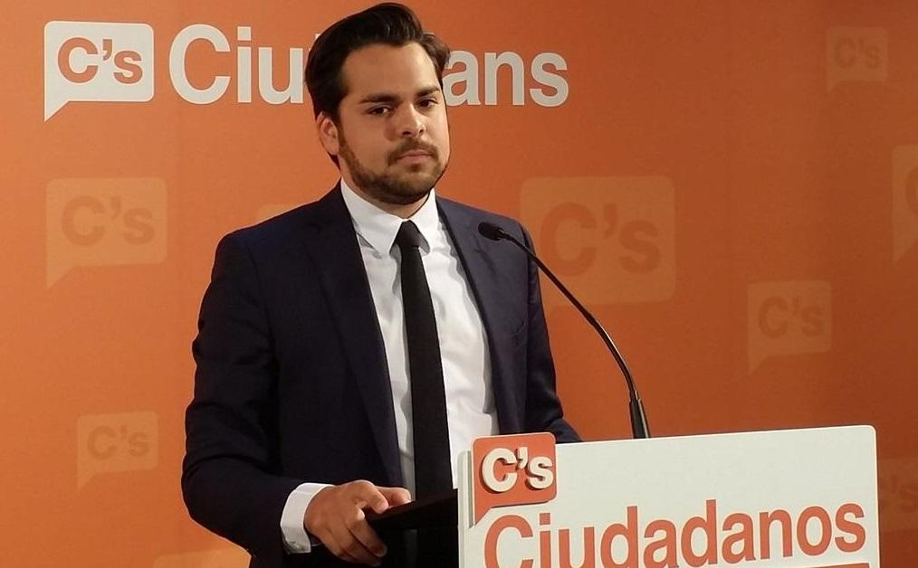"""Páramo (C's) advierte a Mas que """"su desafío separatista está agotado"""" y pide elecciones """"lo antes posible"""""""