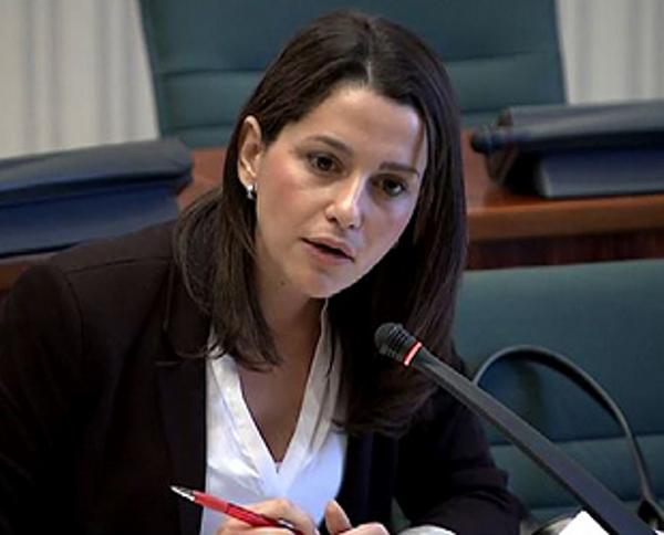 Se confirma, Rivera ya insinuó en febrero su intensión de gobernar España; Inés Arrimadas quiere Gobernar Cataluña