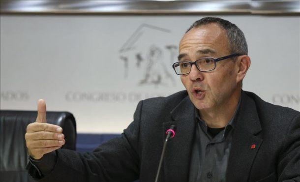 ICV elige a Joan Coscubiela como su candidato de confluencia con Podemos para el 27S