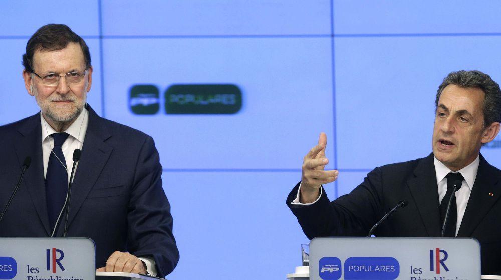 """Rajoy y Sarkozy rechazan el """"chantaje"""" de Alexis Tsipras y alían fuerzas ante la UE"""