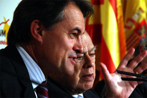 Mas: «La Declaración Unilateral de Independencia de Cataluña está siempre guardada último cajón»