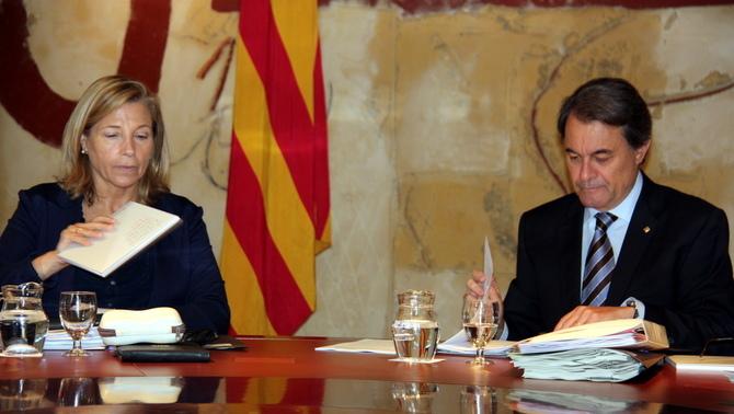 El entorno de Duran Lleida da por rota la federación separatista de Convergencia y Unión (CIU)