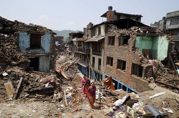 Encontrados los cuerpos de dos españoles en el valle de Langtang en Nepal