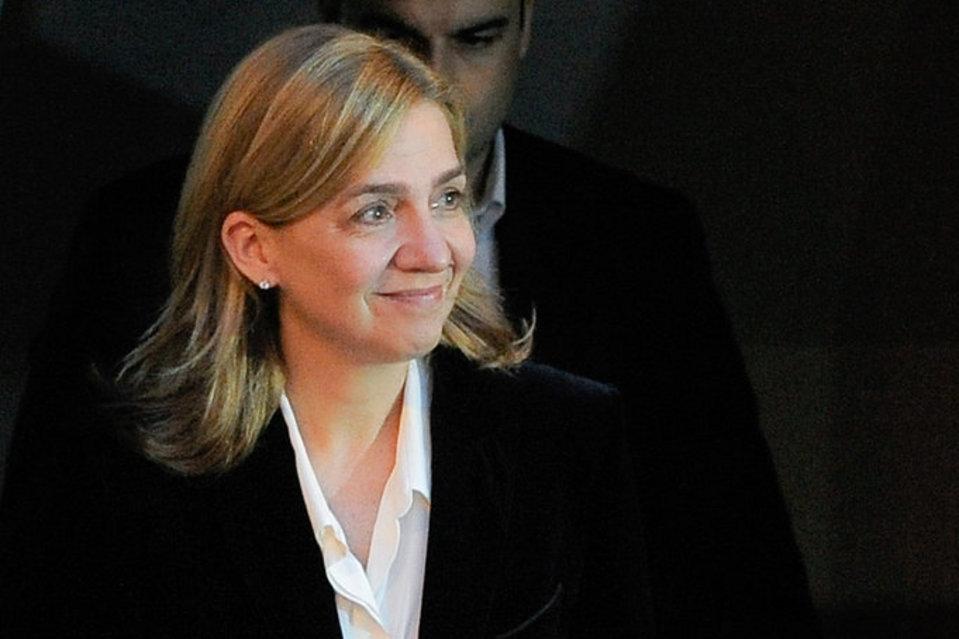 El Rey revoca el uso del título de Duquesa de Palma a su hermana Cristina