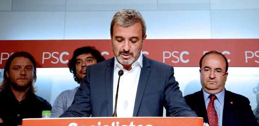 El PSOE votará a favor de la investidura de Ada Colau como alcaldesa de Barcelona
