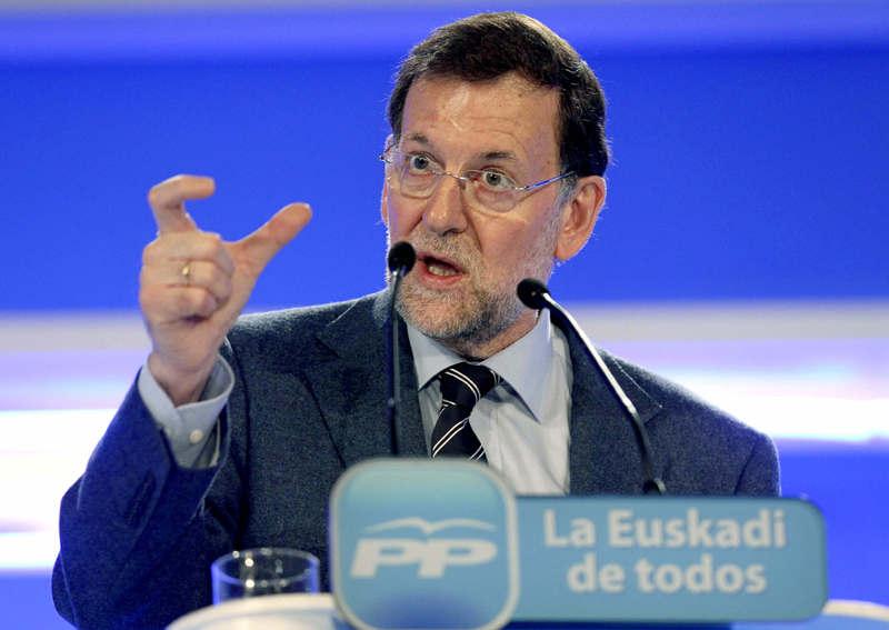 El PP de Rajoy denuncia el sectarismo «excluyente del PSOE» aliado de «extremistas radicales» para 'limpiar' al «PP»