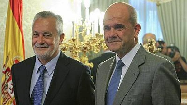El Tribunal Supremo ve indicios de que Chaves y Griñán prevaricaron en el 'caso de los ERE'