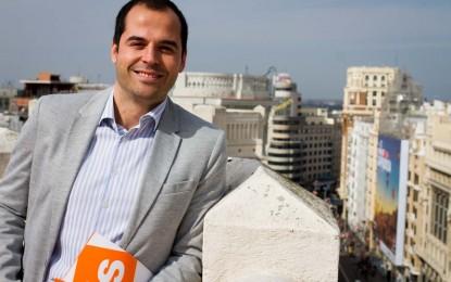 """Aguado (C's Madrid): """"La dimisión de Tsipras refleja la inconsistencia de los populismos"""""""