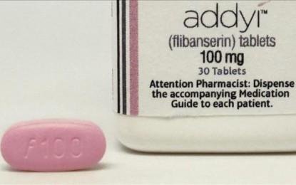 Aprobada la Viagra femenina; una pastilla Addyi muy celebrada para mujeres