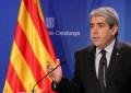 El fiscal: Ni agua para el separatista inhabilitado por el 9N, Homs ni será eurodiputado