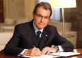 """Alemania: """"Artur Mas el presidente golpista"""", Mas prepara un golpe de Estado denuncia 'HANDELSBLATT'"""