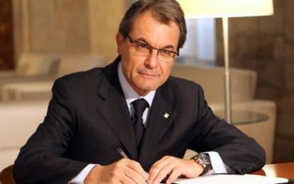 El Tribunal fija para el próximo 6 de febrero el juicio de los golpistas Artur Mas, Rigau y Ortega