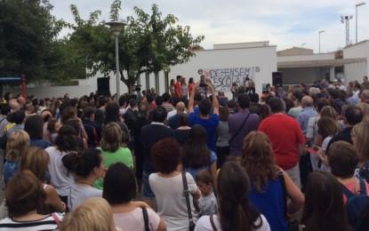 Más de 1,5 millón de alumnos catalanes vuelven a clase de adoctrinamiento hoy
