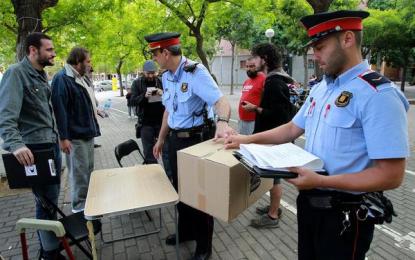 La hipotética convocatoria del 1-O separatista en Cataluña, agenda del nuevo curso político
