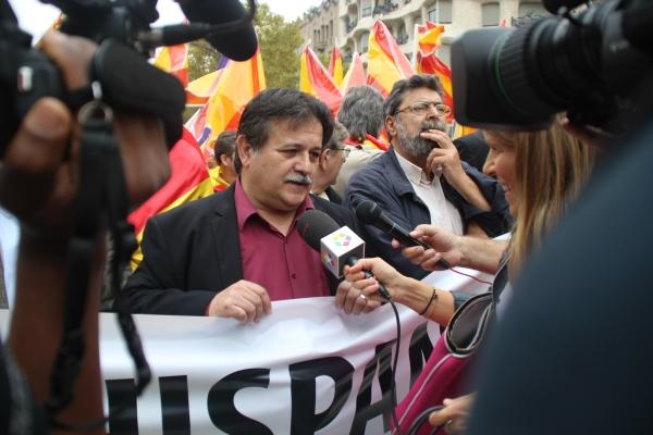 MC España y Catalanes anuncia la dimisión de su presente Eduardo García González